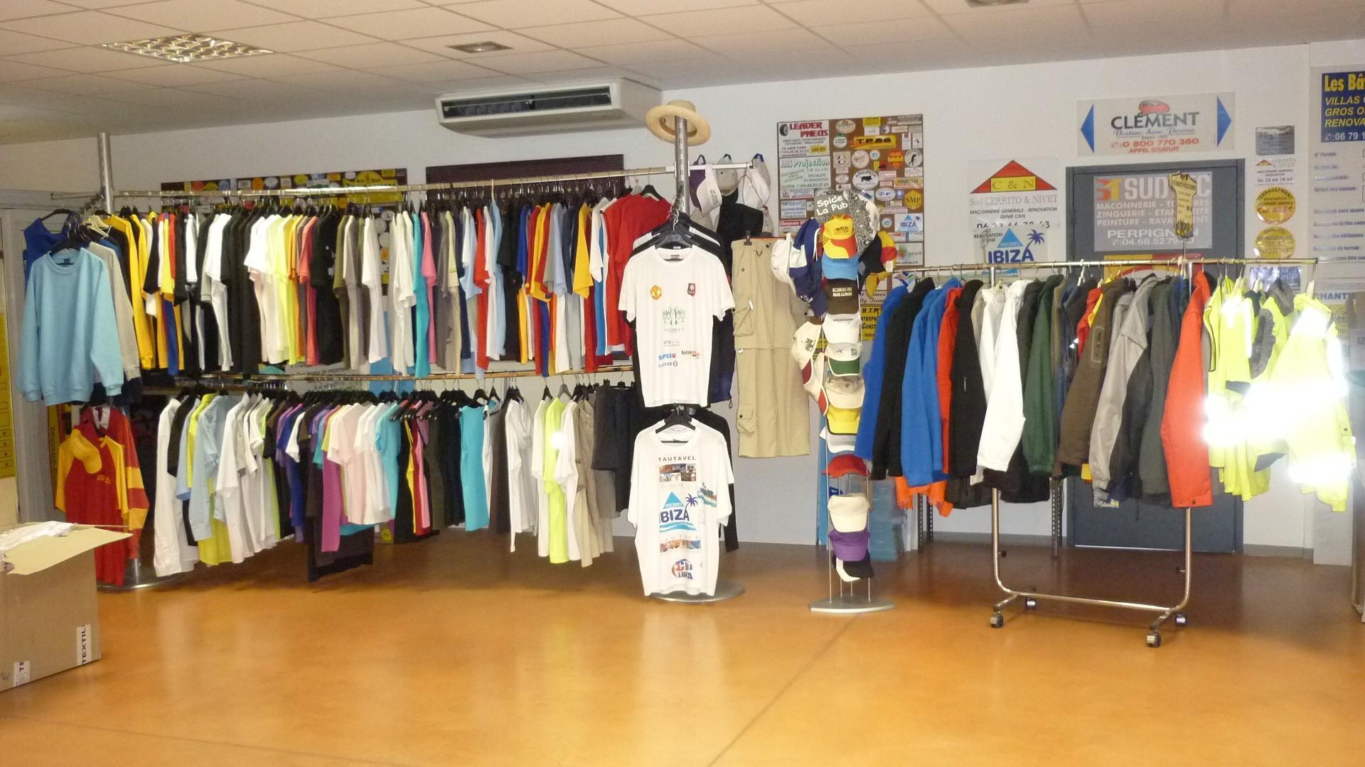 Faites personnaliser vos t-shirts